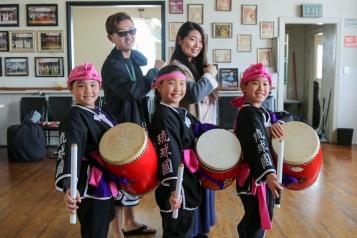OAA Fujinbu New Years Party